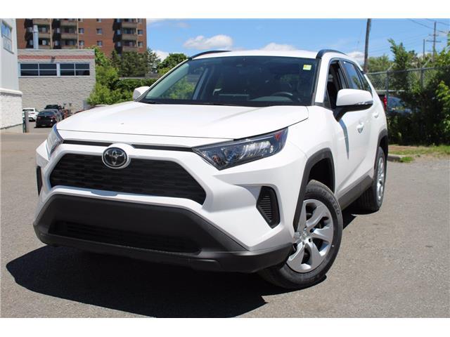 2020 Toyota RAV4 LE (Stk: 28583) in Ottawa - Image 1 of 20