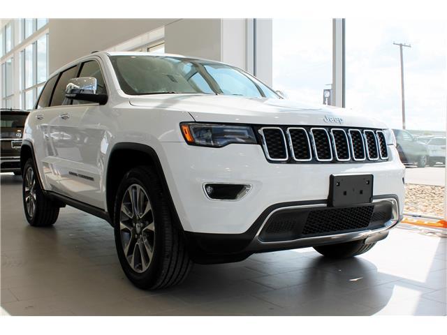 2015 Jeep Grand Cherokee Limited 1C4RJFBG7FC923763 69347A in Saskatoon