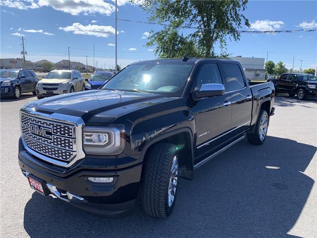 2018 GMC Sierra 1500 Denali (Stk: 334477) in Carleton Place - Image 1 of 21
