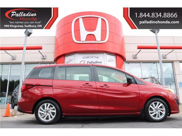 2015 Mazda Mazda5 GS (Stk: BC0041) in Greater Sudbury - Image 1 of 28