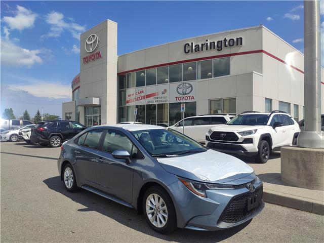 2020 Toyota Corolla LE (Stk: 20609) in Bowmanville - Image 1 of 7