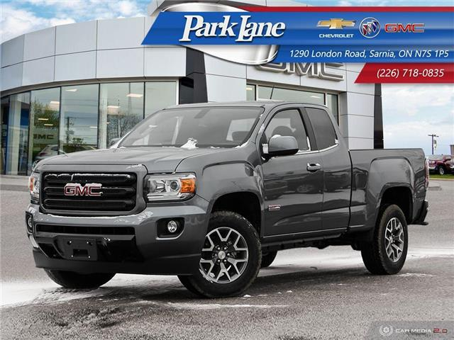 2019 GMC Canyon All Terrain w/Leather (Stk: 90118) in Sarnia - Image 1 of 27