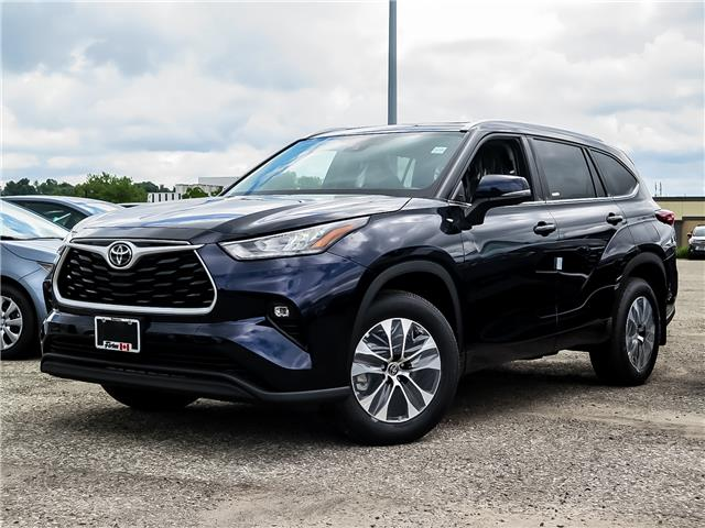 2020 Toyota Highlander XLE (Stk: 05373) in Waterloo - Image 1 of 18