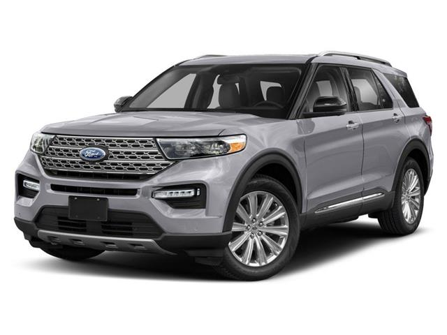 2020 Ford Explorer XLT (Stk: 206425) in Vancouver - Image 1 of 9