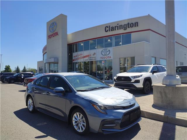 2020 Toyota Corolla SE (Stk: 20608) in Bowmanville - Image 1 of 7