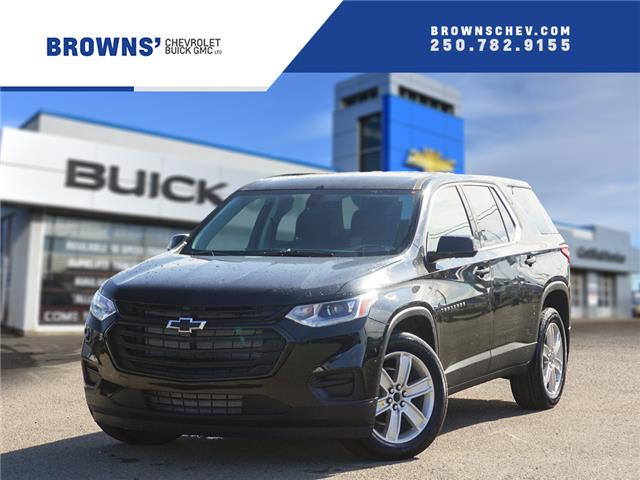 2020 Chevrolet Traverse LS (Stk: T20-1371) in Dawson Creek - Image 1 of 16