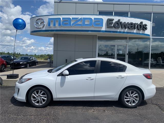 2012 Mazda Mazda3 GS-SKY (Stk: 22352) in Pembroke - Image 1 of 10