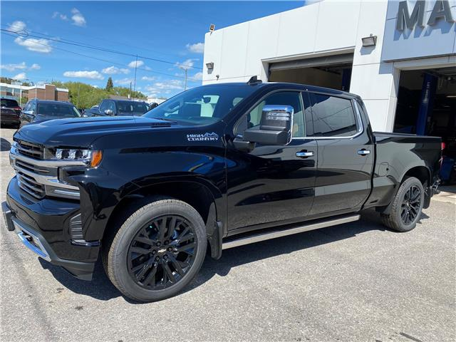 2020 Chevrolet Silverado 1500 High Country (Stk: 20136) in Sioux Lookout - Image 1 of 7