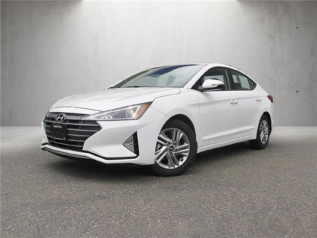 2020 Hyundai Elantra Preferred (Stk: HA9-3785) in Chilliwack - Image 1 of 10