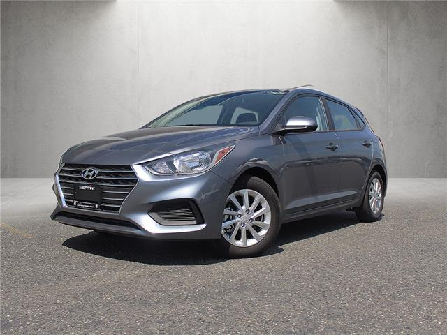 2020 Hyundai Accent Preferred (Stk: HA1-1761) in Chilliwack - Image 1 of 10