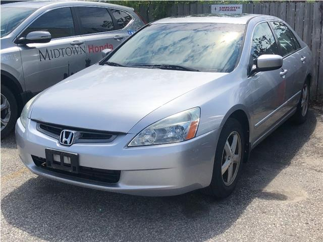 2005 Honda Accord EX-L (Stk: 2200777A) in North York - Image 1 of 9