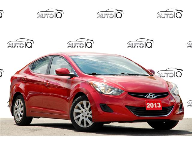 2013 Hyundai Elantra GL (Stk: 20F3460A) in Kitchener - Image 1 of 1