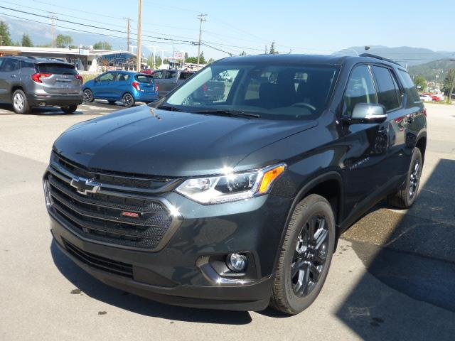 2020 Chevrolet Traverse RS (Stk: LJ265074) in Creston - Image 1 of 25