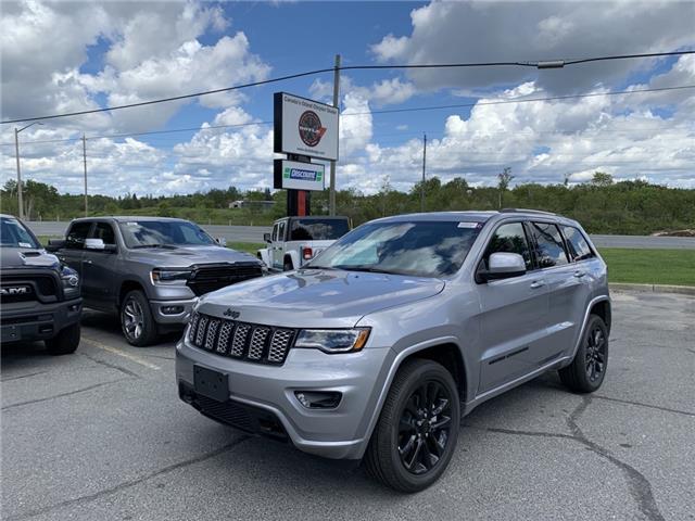 2020 Jeep Grand Cherokee Laredo (Stk: 6464) in Sudbury - Image 1 of 19