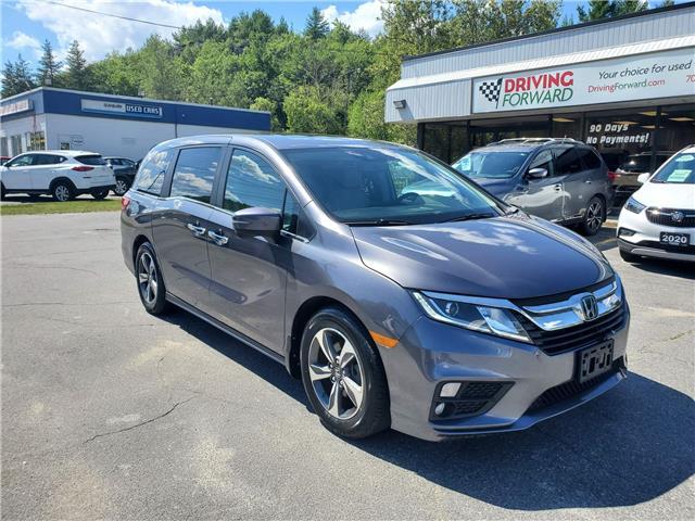 2019 Honda Odyssey EX (Stk: DF1790) in Sudbury - Image 1 of 20