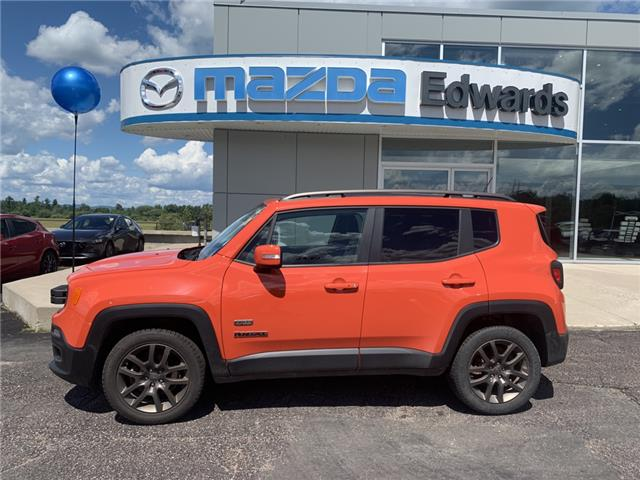 2016 Jeep Renegade North (Stk: 22349) in Pembroke - Image 1 of 12
