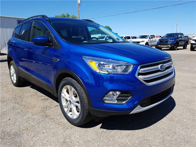 2018 Ford Escape SE 1FMCU9GD7JUA13820 20U138 in Wilkie