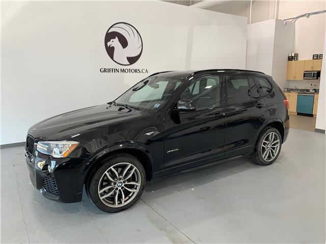 2017 BMW X3 xDrive35i (Stk: 1338) in Halifax - Image 1 of 27
