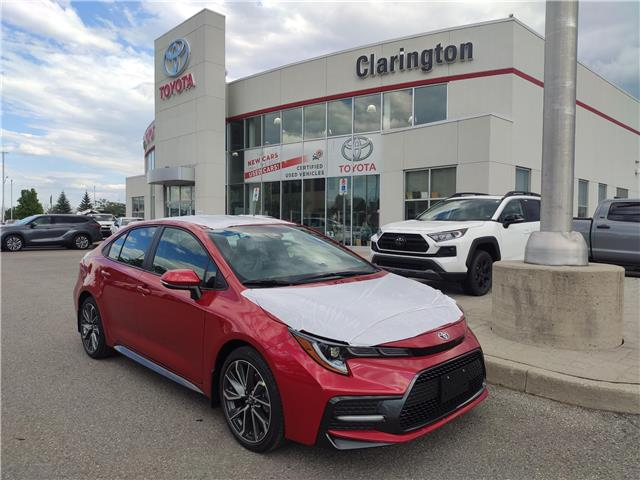 2020 Toyota Corolla SE (Stk: 20617) in Bowmanville - Image 1 of 7