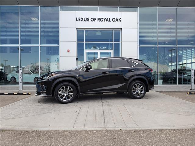 2020 Lexus NX 300 Base (Stk: L20354) in Calgary - Image 1 of 10