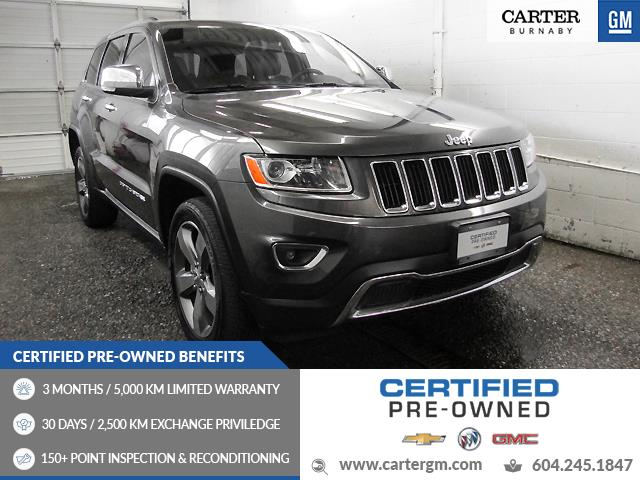 2015 Jeep Grand Cherokee Limited (Stk: HCL-0001) in Burnaby - Image 1 of 24
