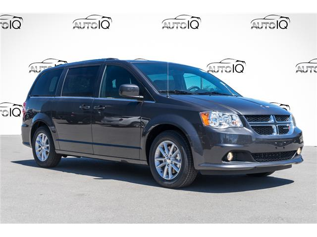 2020 Dodge Grand Caravan Premium Plus (Stk: 34027) in Barrie - Image 1 of 27
