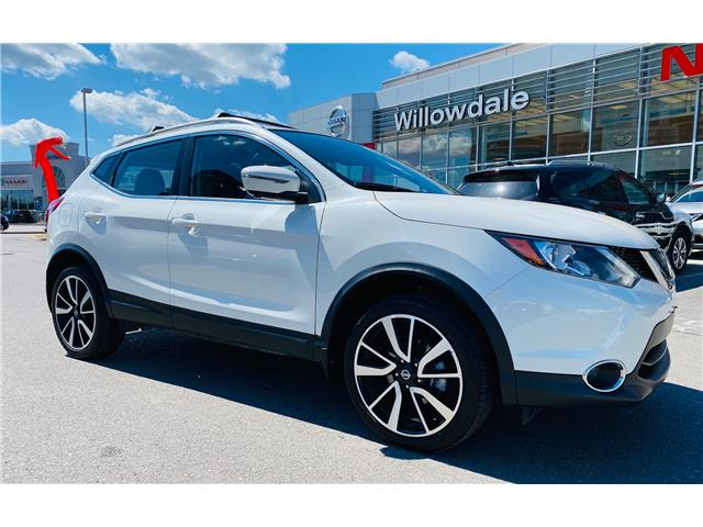 2019 Nissan Qashqai SL (Stk: C35558) in Thornhill - Image 1 of 21