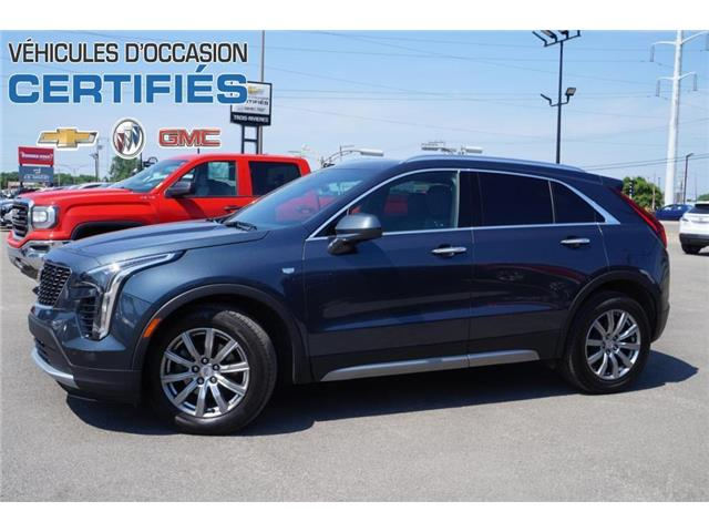 2019 Cadillac XT4  (Stk: LM009A) in Trois-Rivières - Image 1 of 24
