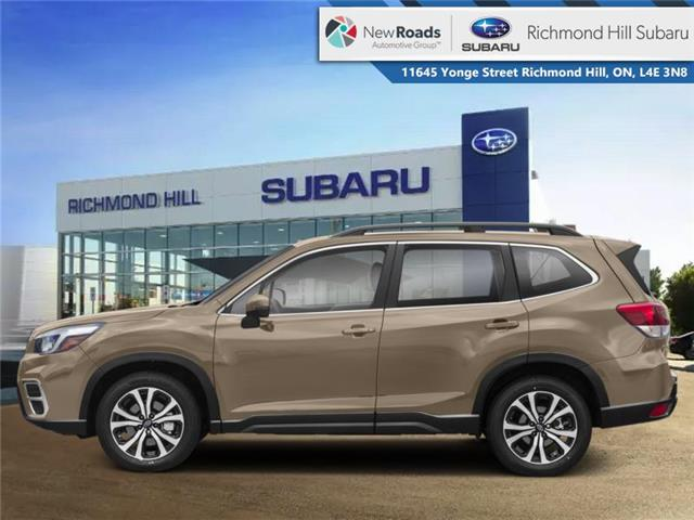 2020 Subaru Forester Limited (Stk: 34634) in RICHMOND HILL - Image 1 of 1
