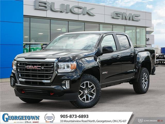 2021 GMC Canyon AT4 w/Cloth (Stk: 32108) in Georgetown - Image 1 of 27