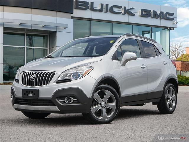 2014 Buick Encore Convenience (Stk: 129328) in London - Image 1 of 27