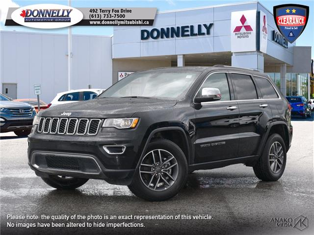 2019 Jeep Grand Cherokee Limited (Stk: MUR1029) in Ottawa - Image 1 of 30
