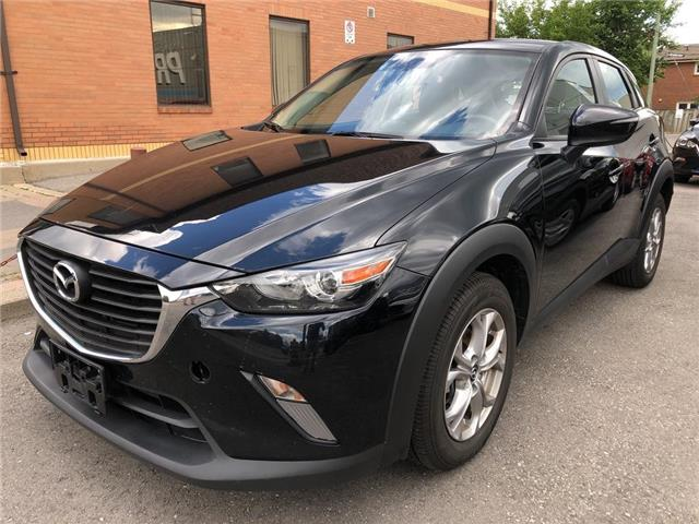 2017 Mazda CX-3 GS (Stk: 85416A) in Toronto - Image 1 of 18