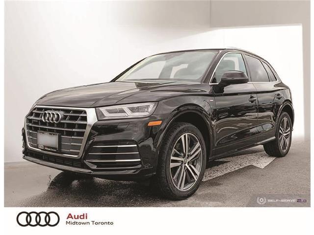 2020 Audi Q5 45 Progressiv (Stk: AU8195) in Toronto - Image 1 of 22