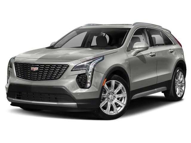 New 2020 Cadillac XT4 Luxury  - Chilliwack - Mertin GM