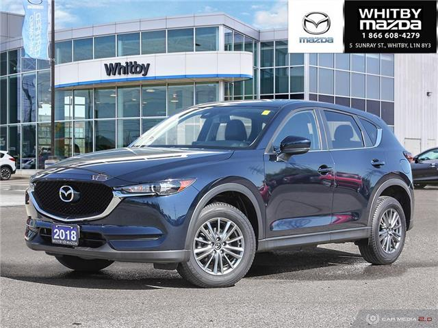 2018 Mazda CX-5 GS (Stk: P17611) in Whitby - Image 1 of 27