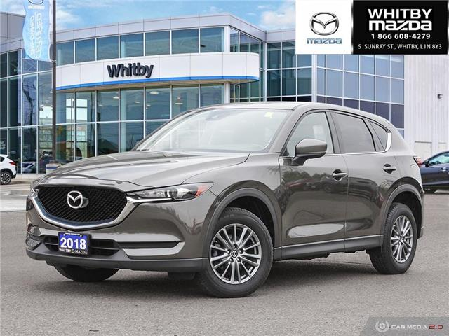 2017 Mazda CX-5 GS (Stk: P17610) in Whitby - Image 1 of 27