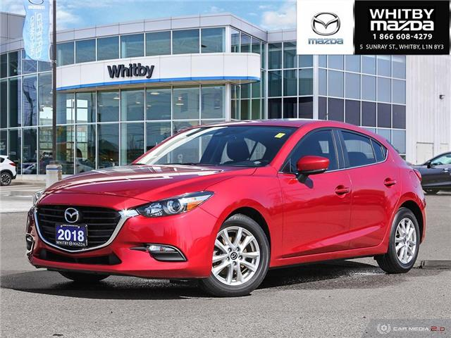 2018 Mazda Mazda3 Sport GS (Stk: 2160A) in Whitby - Image 1 of 27
