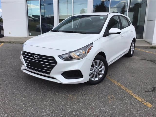 2020 Hyundai Accent Preferred (Stk: H12511) in Peterborough - Image 1 of 20