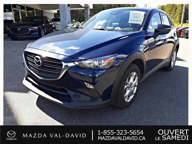 2019 Mazda CX-3 GS (Stk: 20200A) in Val-David - Image 1 of 23