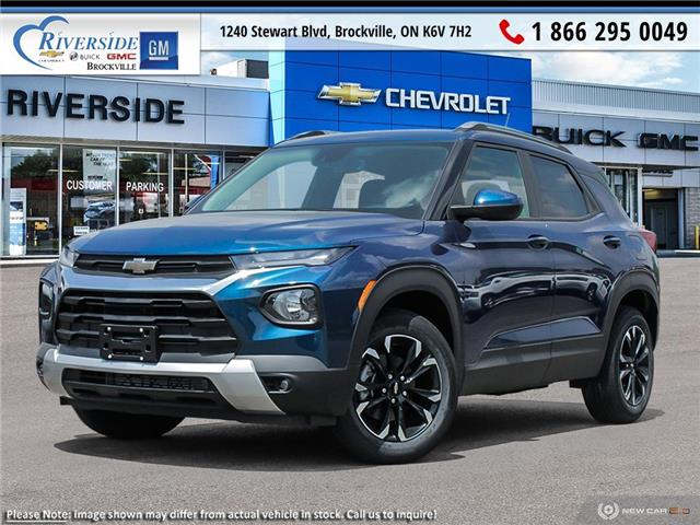 2021 Chevrolet TrailBlazer LT (Stk: 21-006) in Brockville - Image 1 of 23