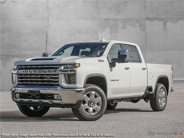 2020 Chevrolet Silverado 3500HD LTZ (Stk: 20T146) in Williams Lake - Image 1 of 23