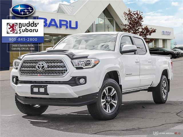 2017 Toyota Tacoma Limited (Stk: A20061A) in Oakville - Image 1 of 28