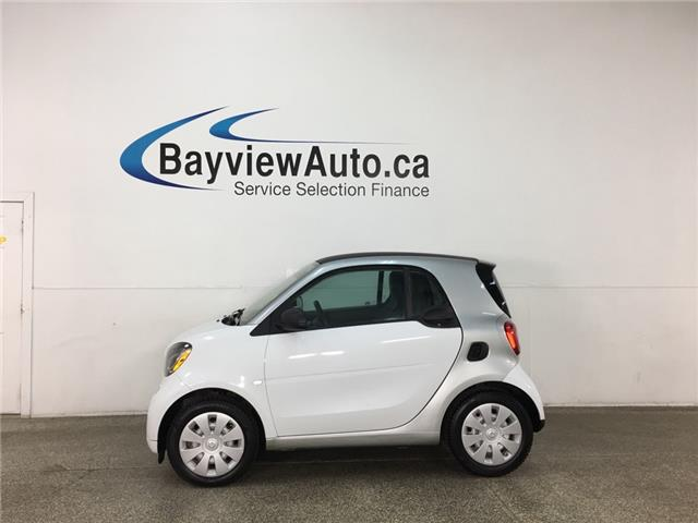 2016 Smart Fortwo Passion (Stk: 36646W) in Belleville - Image 1 of 26