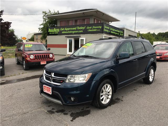 2013 Dodge Journey SXT/Crew (Stk: 2710) in Kingston - Image 1 of 16