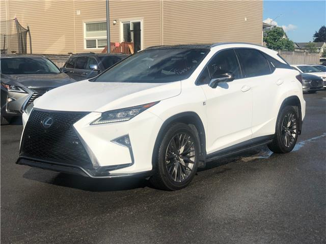 2019 Lexus RX 350 Base (Stk: ) in Rockland - Image 1 of 14
