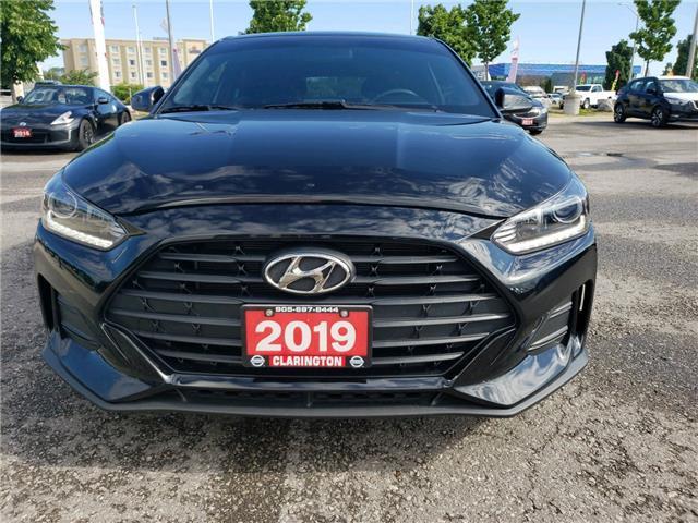 2019 Hyundai Veloster 2.0 GL KMHTG6AF3KU012536 E0H21640A in Bowmanville
