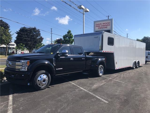 2018 Ford F-450 Platinum (Stk: -) in Newmarket - Image 1 of 28