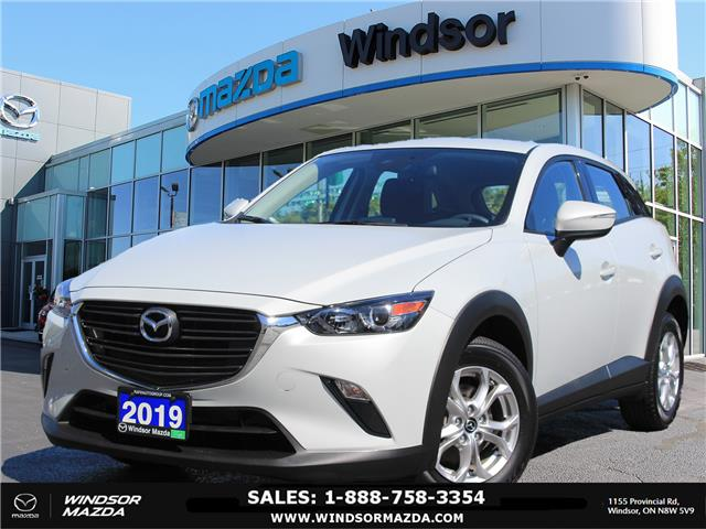 2019 Mazda CX-3 GS (Stk: PR3198) in Windsor - Image 1 of 24