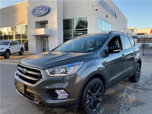 2019 Ford Escape Titanium (Stk: OP20263) in Vancouver - Image 1 of 24